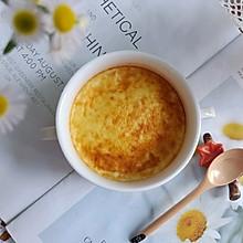 #夏日消暑,非它莫属#超简单的烤牛奶鸡蛋布丁