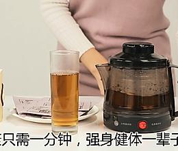 黑豆黄精茶-拒绝寒冷的做法