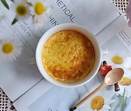 #夏日消暑,非它莫属#超简单的烤牛奶鸡蛋布丁的做法