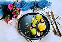 甜虾鳄梨沙拉的做法