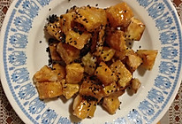 蜜烧红薯的做法
