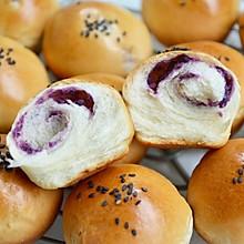 紫薯小餐包