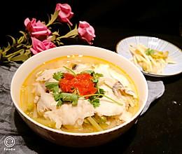 #硬核菜谱制作人#从CCTV-9学来的菜-酸笋榨菜鱼