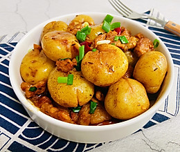 #舌尖上的端午#五花肉焖土豆的做法