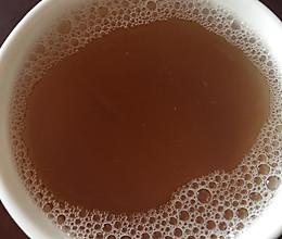 预防感冒:姜丝红枣茶