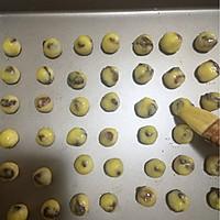 葡萄干奶酥球#美的烤箱菜谱#的做法图解7