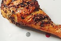 黑胡椒烤鸡腿的做法