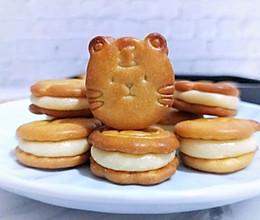 动物造型牛轧饼的做法