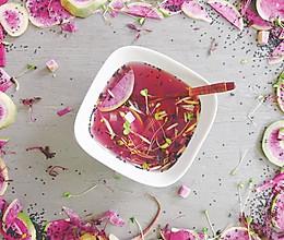 红心萝卜豆腐汤#特色菜#【安卡西厨】的做法