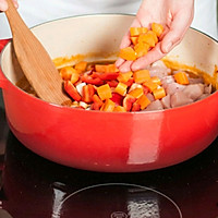 黄焖咖喱鸡的做法图解5