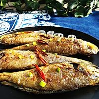 干煎小黄鱼的做法图解7