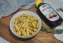 #百变鲜锋料理#香味扑鼻的酱汁蚝油杏鲍菇的做法