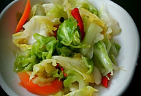 泡菜——台湾泡菜的做法
