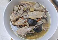 养生锅炖土鸭的做法