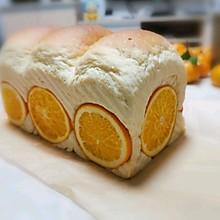 像棉花一样软——香橙中种面包