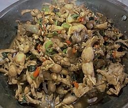 家庭版干锅青蛙的做法