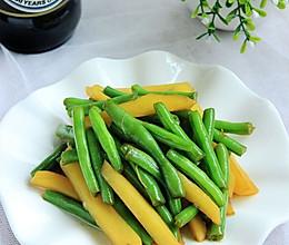 【萬字纯酿造酱油试用报告五】----刀豆炒土豆的做法