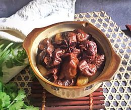 【重庆风味】红烧肥肠(附清洗处理肠油方法)的做法