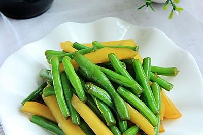 【萬字纯酿造酱油试用报告五】----刀豆炒土豆