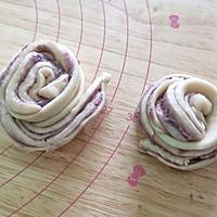 蓝莓酱奶酪面包卷的做法图解9