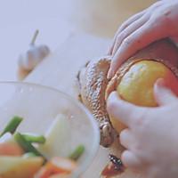 柠香蜜汁小烤鸡「厨娘物语」的做法图解11