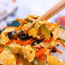 鱼香鸡蛋 宝宝辅食食谱