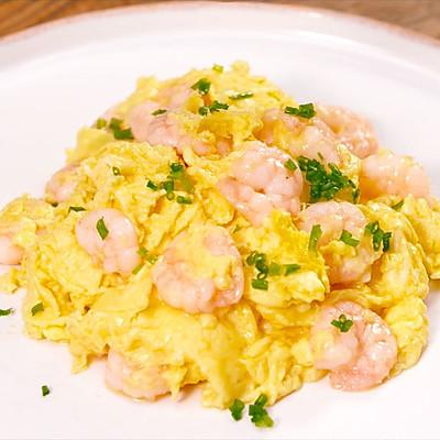 滑蛋虾仁|美食台