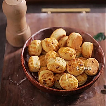 简单的早餐小圆面包pogacsa,吃过就会爱上它!