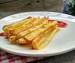 原味薯条-空气炸锅版的做法