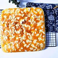 #金龙鱼精英100%烘焙大赛阿狗战队#糖粉杏仁切块面包的做法图解14