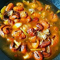 红烧龙虾尾的做法图解6