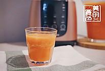 胡萝卜橙子苹果汁的做法