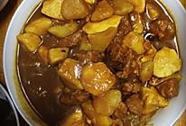 红烧土豆肉的做法