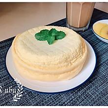 蒸的不上火,健康低糖酸奶蒸蛋糕#美食新势力#