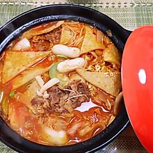 厨房小白做大餐/韩式泡菜火锅