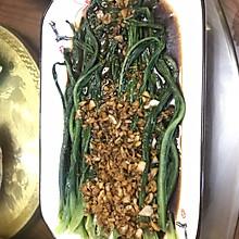 豉汁油麦菜