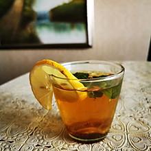 #我们约饭吧#蜜汁柠檬薄荷茶