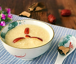 健脾和胃 陈皮小米粥的做法
