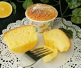 柠檬纸杯蛋糕的做法
