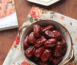 【蜜汁红枣】——补血养颜的健康小零食的做法