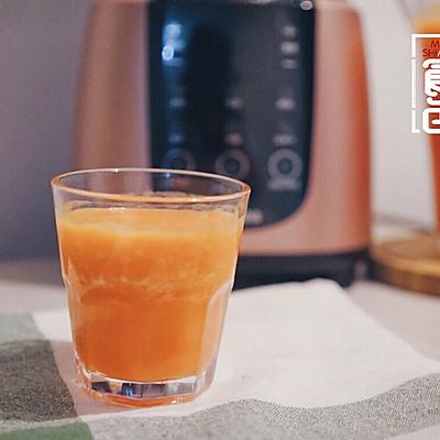 胡萝卜橙子苹果汁