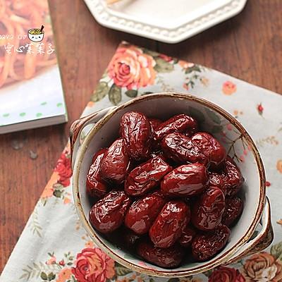 【蜜汁红枣】——补血养颜的健康小零食
