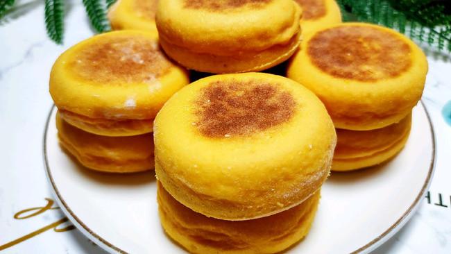 红薯鸡蛋饼的做法