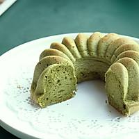 抹茶桂花蛋糕的做法图解15