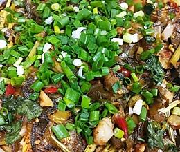 #我们约饭吧#家庭版烤鱼~喜欢夏天的理由的做法