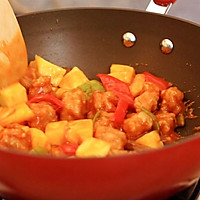 迷迭香:菠萝咕咾肉的做法图解17
