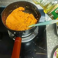 仿紫薯面包~网红面包的做法图解3