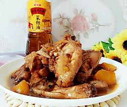 胡萝卜烧鸡翅#金龙鱼外婆乡小榨菜籽油  最强家乡菜#的做法