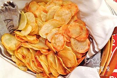 咔滋咔滋 炸薯片