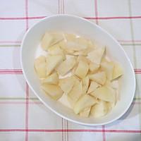 冰糖炖雪梨金桔西柚的做法图解2